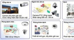 Giải pháp lắp đặt camera quan sát cho bệnh viện
