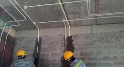 Quy trình thi công điện âm tường