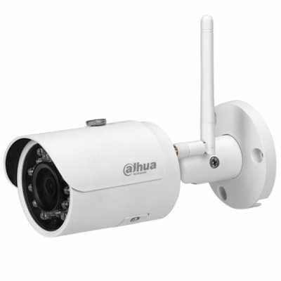 Camera IP Wifi Dahua IPC-HFW1320SP-W 3.0 Megapixel, IR 30m, F3.6mm, Micro SD, vỏ kim loại