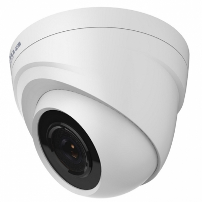 Camera HDCVI/HDTVI/AHD/Analog Dome hồng ngoại 1.0 Megapixel HAC-HDW1000RP-S3