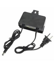 Adaptor camera 12V-2A loại ngoài trời có móc treo, công suất thật, sử dụng IC tự ngắt.