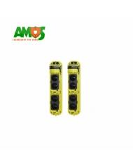 Cảm biến hàng rào có dây AMOS ABX-250
