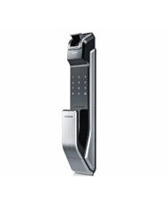 Khóa cửa vân tay điện tử SAMSUNG SHS-P718LBK/EN
