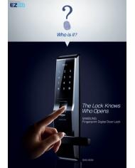 Khóa cửa vân tay điện tử SAMSUNG SHS-H705FMK/EN (SHS-5230XMK/CN)