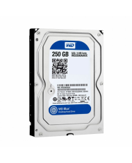 HDD WESTERN CAVIAR BLUE 250GB 7200RPM, SATA3 6GB/S, 16MB CACHE